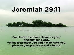 HY 3503 Jeremiah 29-11