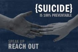 HY 3503 Suicide is 100% preventable